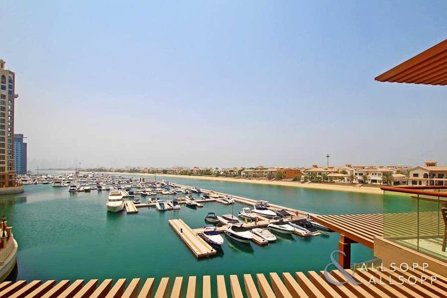 Studio   Vacant Full Sea and Marina View