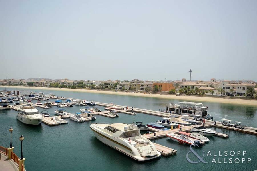2 Studio   Vacant Full Sea and Marina View