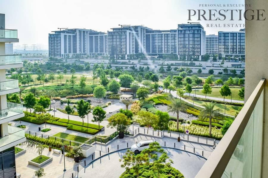 Park Facing | Bright Apartment | Brand New