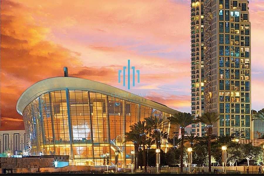 2 Burj Khalifa View | Resale | Luxurious Apartment