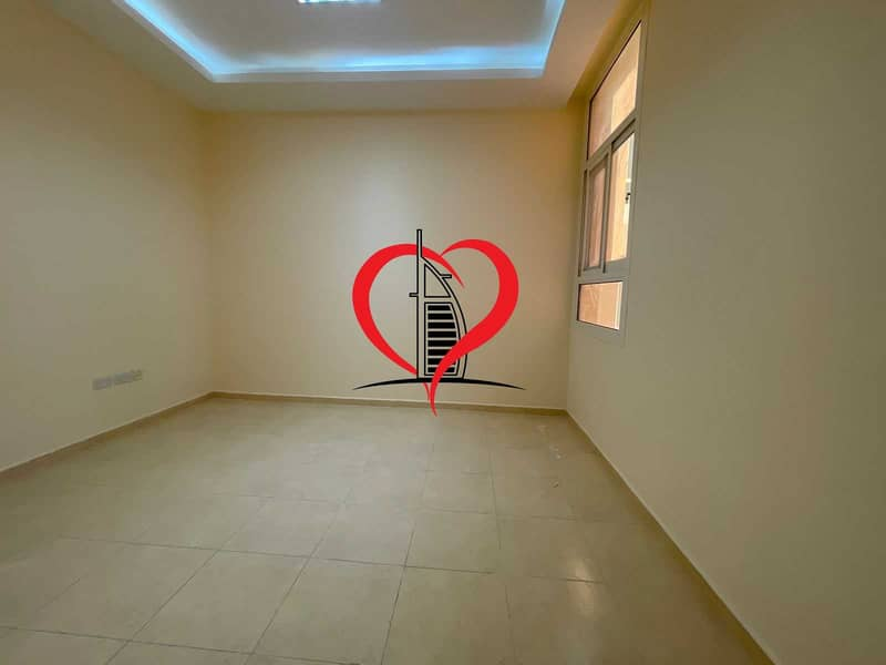 VILLA STUDIO WITH GOOD KITCHEN AND BATHROOM LOCATED AT AL NAHYAN.