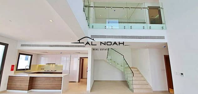 4 Bedroom Villa for Rent in Yas Island, Abu Dhabi - Upcoming! Fantastic offer! Prime 4BR! Stunning View and Community!