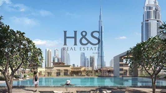 1 Bedroom Apartment for Sale in Downtown Dubai, Dubai - Stunning City View I Stylish 1 Bed | High Floor