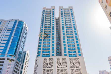 1 Bedroom Apartment for Rent in Sheikh Khalifa Bin Zayed Street, Ajman - 1 Bedroom Apartment in Rital & Rinad Tower Ajman