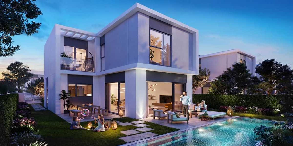 Independent 3BR Villa Yasmeen-Zahia | Easy Payment Plan