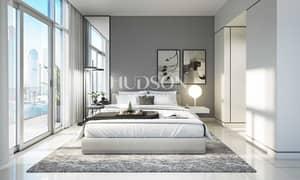 شقة في سانرايز باي إعمار الواجهة المائية دبي هاربور 2 غرف 2661888 درهم - 5389256