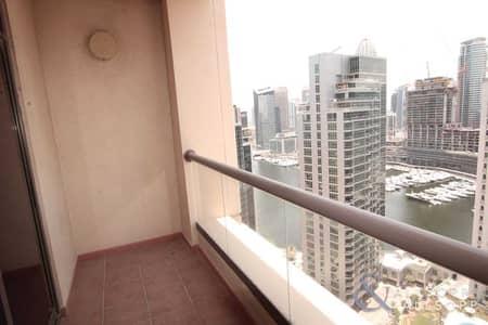فلیٹ 2 غرفة نوم للايجار في جميرا بيتش ريزيدنس، دبي - Marina View | Two Bedrooms | Unfurnished