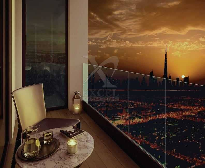 8 Elegant 2 Bedroom | 2 Years PHO | Views Of Burj Khalifa