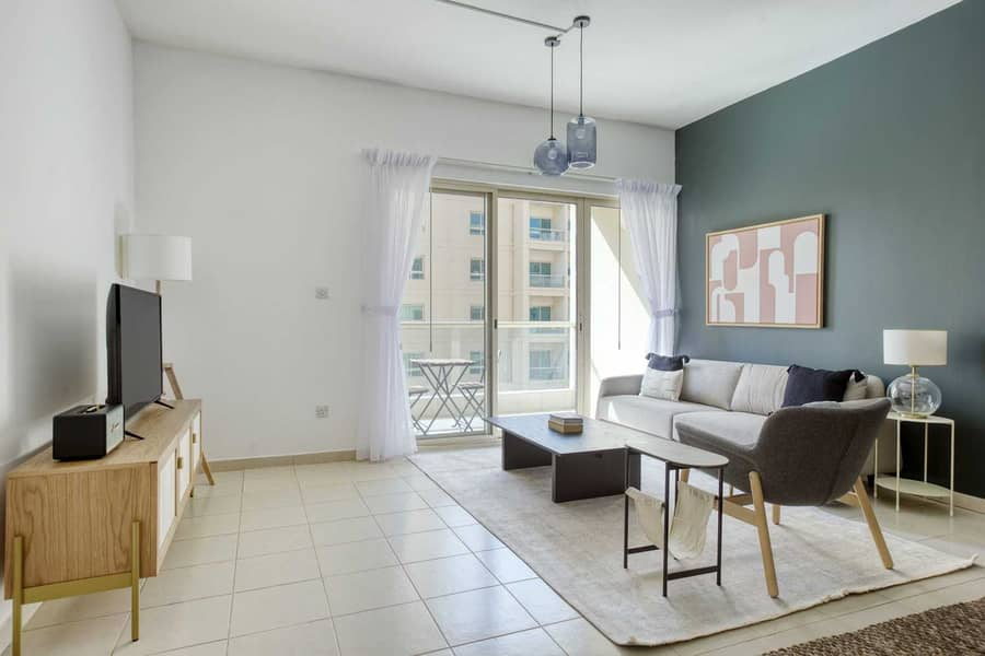 Al Dhafrah 4 Apartment I
