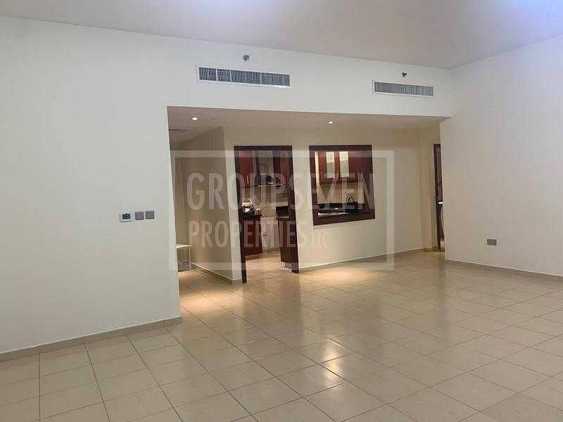 2 Unfurnished 2 Bed Apartment for Rent in JBR