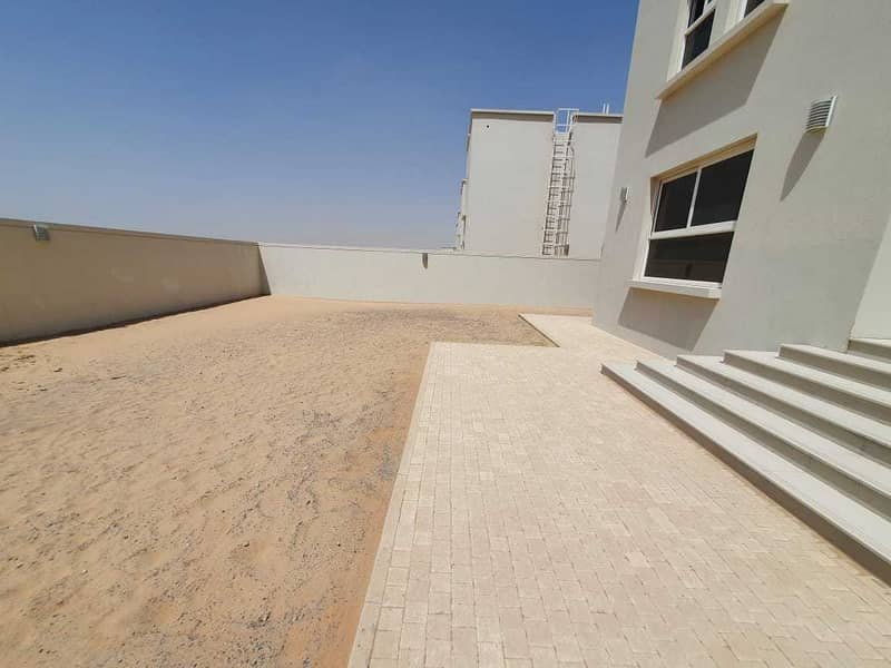 2 months free brand new 3BR villa in barashi rent just 80k in 4 cheques