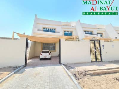 4 Bedroom Villa for Rent in Mohammed Bin Zayed City, Abu Dhabi - ALLURING INDEPENDENT 4 MASTER BEDROOM VILLA WITH PRIVATE YARD AWAITS IN MBZ