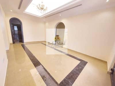 4 Bedroom Apartment for Rent in Shakhbout City (Khalifa City B), Abu Dhabi - VIP 4 BR Extension   Private Entrance   Yard   Lavish Finishing