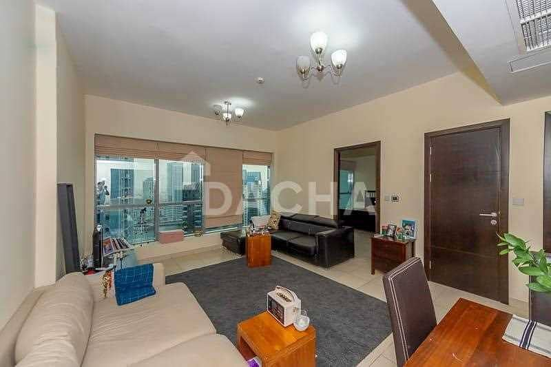 2 Vacant + Nicely Furnished + Full Marina View