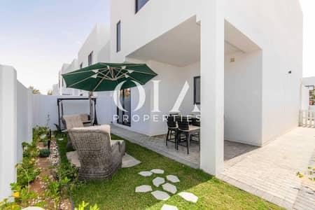 4 Bedroom Villa for Sale in Al Ghadeer, Abu Dhabi - Urgent Sale| Single Row | Corner| Premium Location