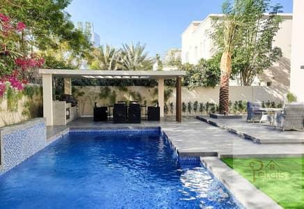 3 Bedroom Villa for Sale in The Meadows, Dubai - 3 bedroom + study villa With private swimming pool.