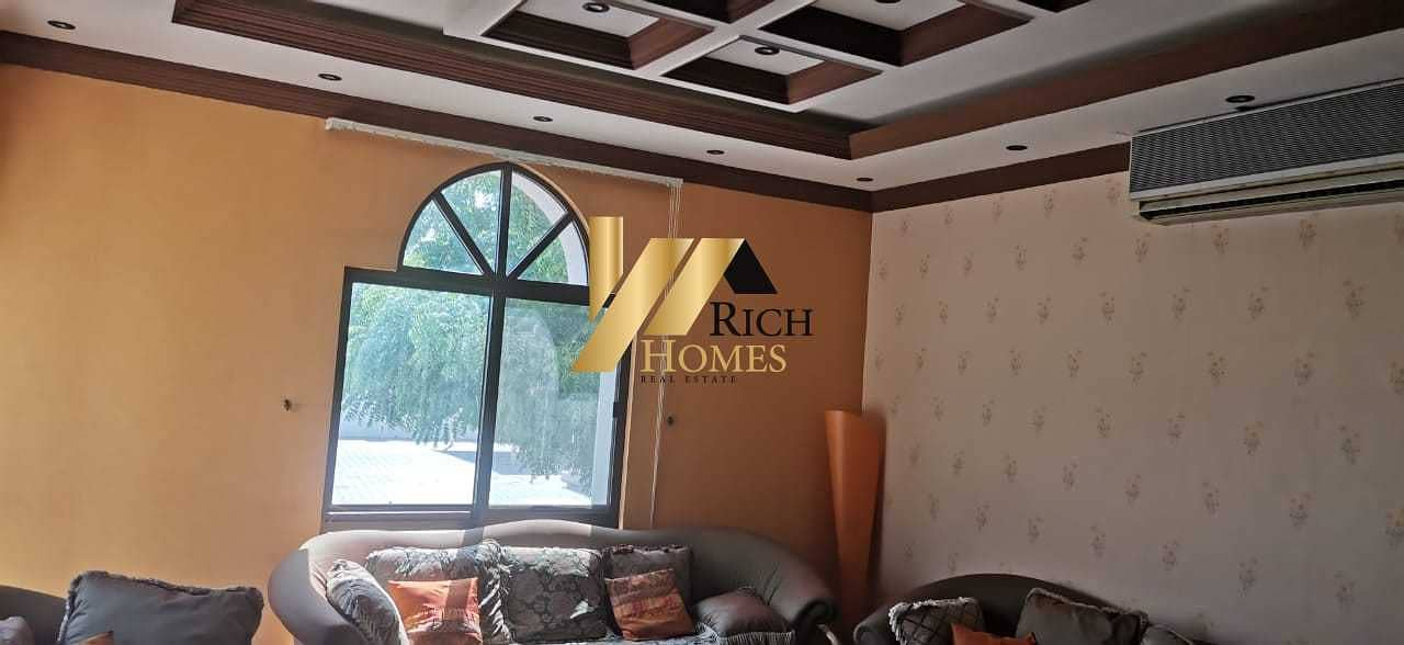 12 Luxurious 7 Bedroom Villa (Burj Khalifa View) Dubai Alwasel Luxurious
