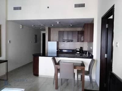 فلیٹ 1 غرفة نوم للايجار في مدينة دبي الرياضية، دبي - Gorgeous cozy furnished 1BR Diamond