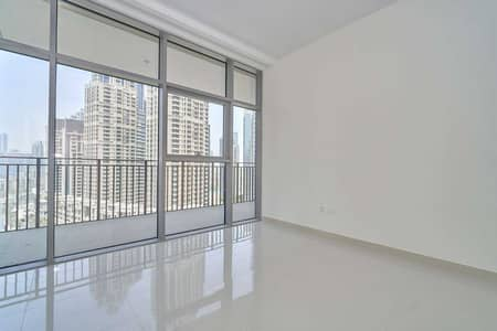 3 Bedroom Flat for Rent in Downtown Dubai, Dubai - Middle Unit Located on a Mid-Floor