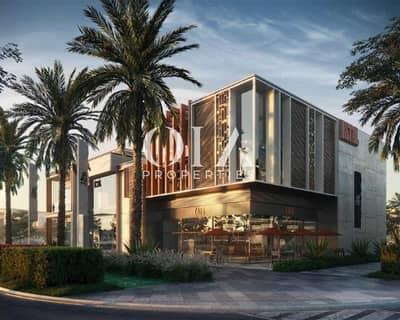 ارض سكنية  للبيع في جزيرة السعديات، أبوظبي - ارض سكنية في سعديات رزيرف جزيرة السعديات 3700000 درهم - 5391467