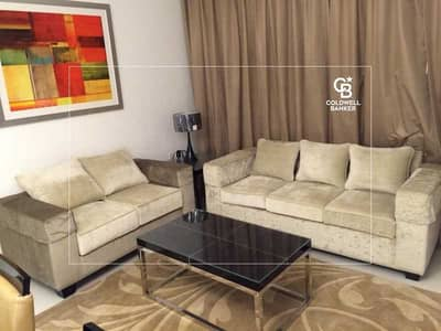 فلیٹ 1 غرفة نوم للبيع في الخليج التجاري، دبي - Furnished   Huge Size   Burj Khalifa and Pool View