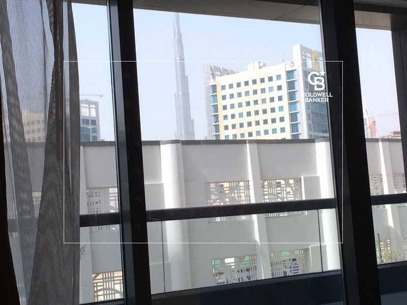 10 Furnished | Huge Size | Burj Khalifa and Pool View