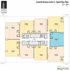 Typical Floors (21-32)