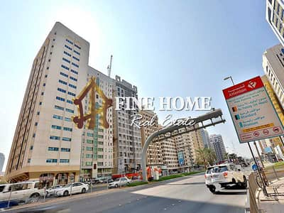 Building for Sale in Al Falah Street, Abu Dhabi - Commercial Building| 11 Floors | 44 Apt |  14 Shops