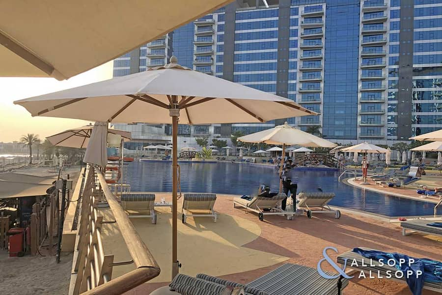 24 Two Bed | Full Marina View | Unfurnished