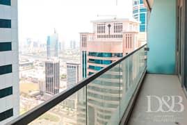 Vacant | High Floor | Unfurnished 2 Bedroom