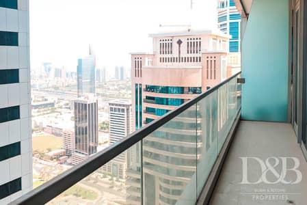 2 Bedroom Apartment for Rent in Dubai Marina, Dubai - Vacant | High Floor | Unfurnished 2 Bedroom