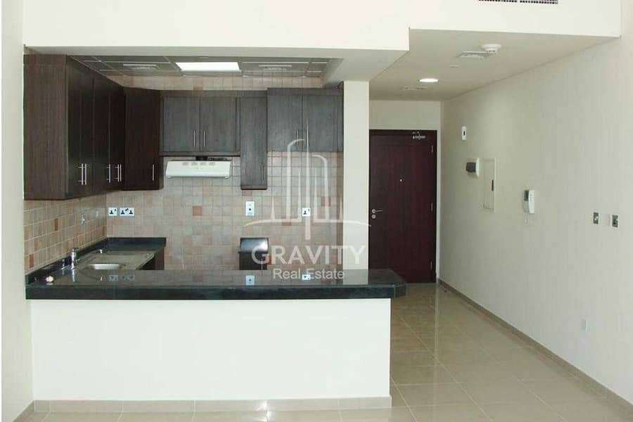 2 Spacious Studio Apartment For Sale in Al Reem Island | Vacant