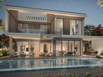 4 Bedroom Villa for Sale in Tilal Al Ghaf, Dubai - Exclusive 4 bedroom Villa Corner Unit Harmony Tilal Al ghaf With Payment Plan