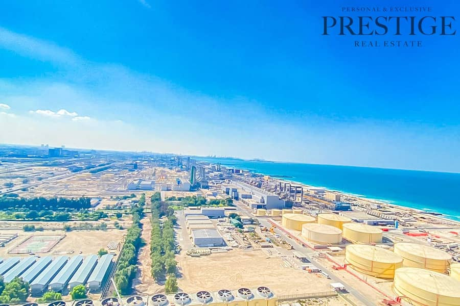 2 Bed | Sea View | Largest Layout | Vacant