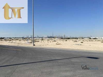 ارض سكنية  للبيع في ند الشبا، دبي - G+1 Approved Residential Plot  Available for sale in Nad Al Sheba 04.