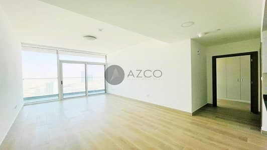 فلیٹ 1 غرفة نوم للايجار في قرية جميرا الدائرية، دبي - وسائل الراحة الحديثة | إطلالة على المارينا