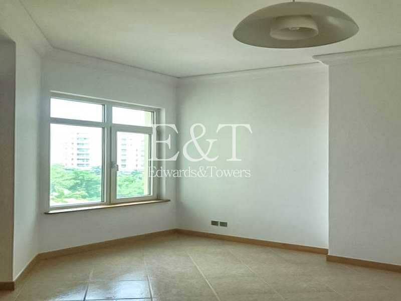 2 Beautiful 2 bedroom | Unfurnished E Type in Palm