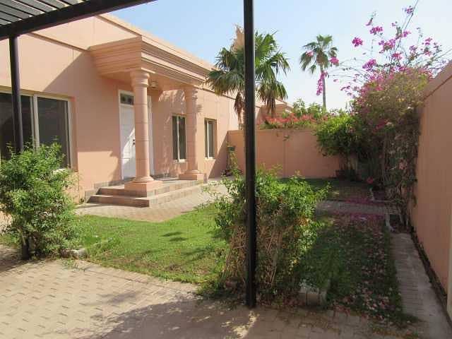 Ideal Location Single Storey  Private Garden