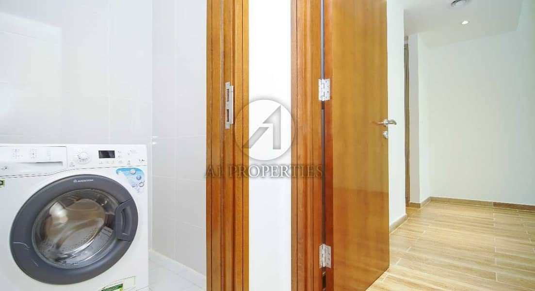 20 Amazing 2BR plus Study |Full Canal View |Brand New