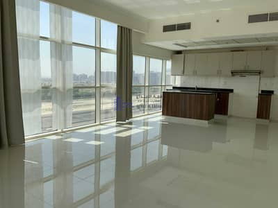 2 Bedroom Flat for Rent in Jumeirah Village Circle (JVC), Dubai - Modern 2BR | 4 Baths | Golf course & Swimming pool view