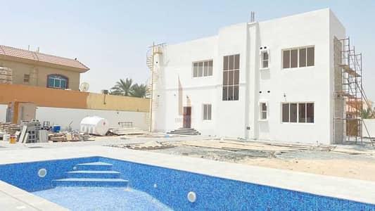 فیلا 5 غرف نوم للايجار في البرشاء، دبي - BRAND NEW MODERN VILLA W/ POOL READY IN 2. MONTHS