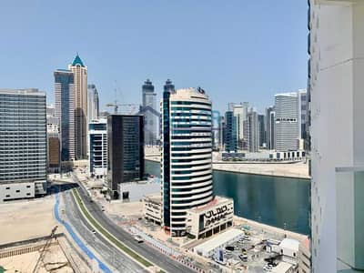 Studio for Rent in Business Bay, Dubai - Best Price |Brand New Studio |Canal View