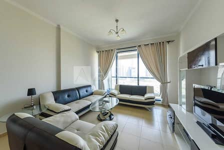 1 Bedroom Flat for Rent in Jumeirah Lake Towers (JLT), Dubai - Unfurnished   Golf Course View   Huge Balcony