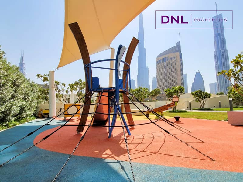 28 Connected to Dubai Mall | SPACIOUS LAYOUT