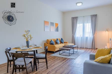 1 Bedroom Flat for Rent in Discovery Gardens, Dubai - 2 min to metro | Beautiful new apartment | Green and Quiet area