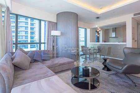 2 Bedroom Apartment for Rent in Business Bay, Dubai - Burj/Skyline View! Tower B