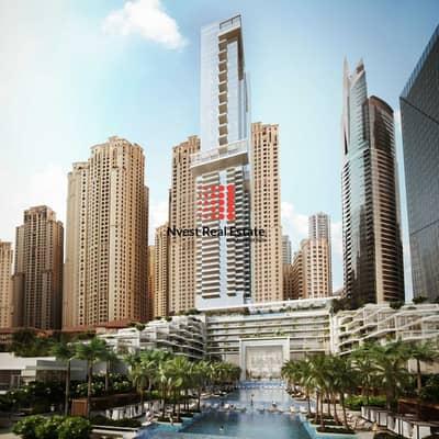 Studio for Sale in Jumeirah Beach Residence (JBR), Dubai - Luxury Studio with guranteed 10% ROI for 5 years