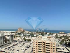 Full Sea View  Closed Kitchen Two bedrooms for Sale