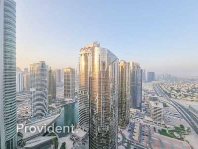 3 Bedroom Flat for Sale in Jumeirah Lake Towers (JLT), Dubai - Exclusive Sale | Amazing View | 3 Bedroom