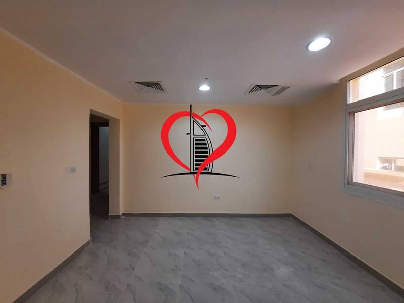 STUDIO WITH SEPARATE KITCHEN AND BATHROOM LOCATED AT AL NAHYAN.